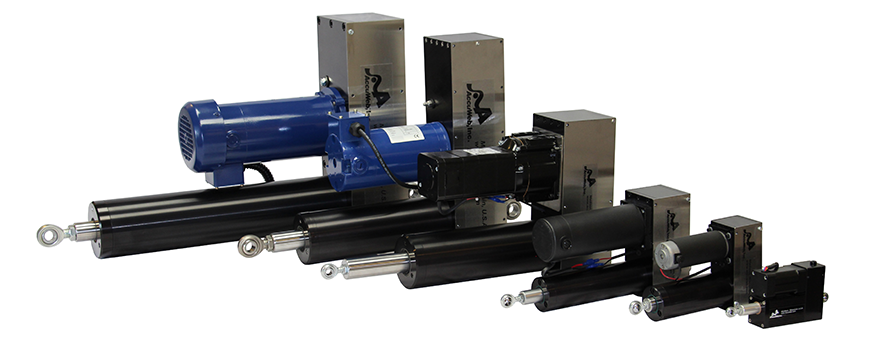 BST Accuweb: Hydraulic Replacements
